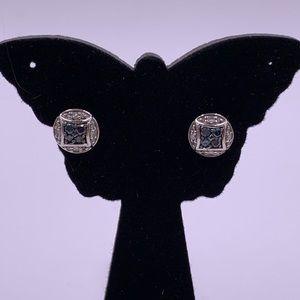 Carolyn Pollack Vintage Earrings